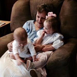 post 3 with grandma