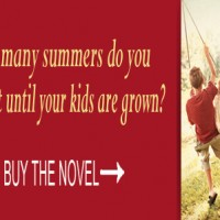 The Just 18 Summers® novel would make a great gift!
