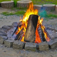 Campfire Pentecost