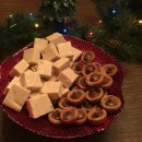 Peanut Butter Fudge and Cookie Bites