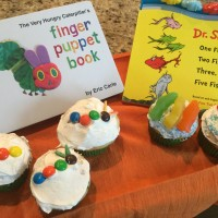 Cupcakes to Match Your Child's Books