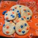 School Spirit Celebration Cookies