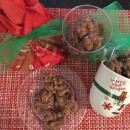 Crockpot Candy Clusters