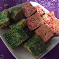 Fun Cake Squares