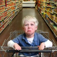 Temper Tantrums in the Grocery Store