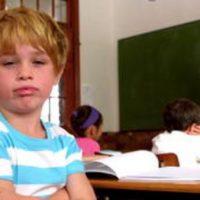 When School is Scary