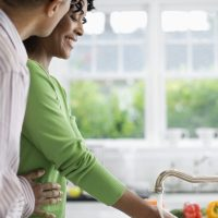 Cutting Your Husband's Food and Other Friendly Tasks