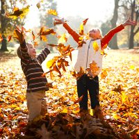 Take the Chill Off with Warm Family Fun
