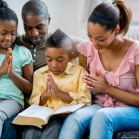 Unsettled Times Invites 2 Chronicles 7:13-14 for Children